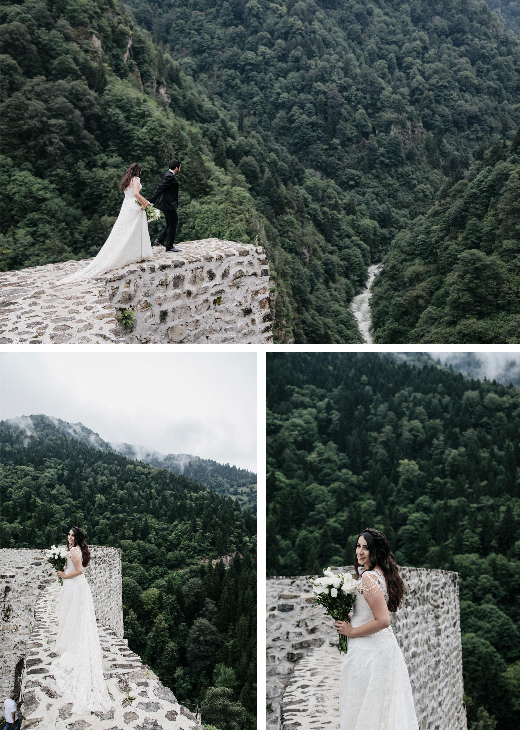Ayder, Zilkale, Kaçkar Düğün Fotoğrafları Rize Buket yaşar 2